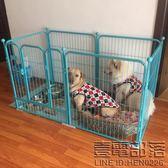 寵物圍欄 方管寵物圍欄 狗圍欄大型犬中型犬柵欄 狗籠子 寵物圍欄