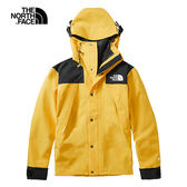 The North Face 1990Mountain Jacket 衝鋒衣 黃 NF0A496R70M【GO WILD】