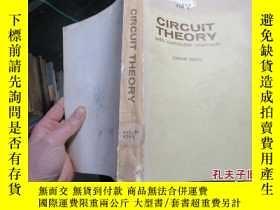 二手書博民逛書店circuit罕見theory with computer me
