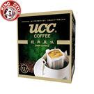 金時代書香咖啡【UCC】經典風味濾掛式咖...
