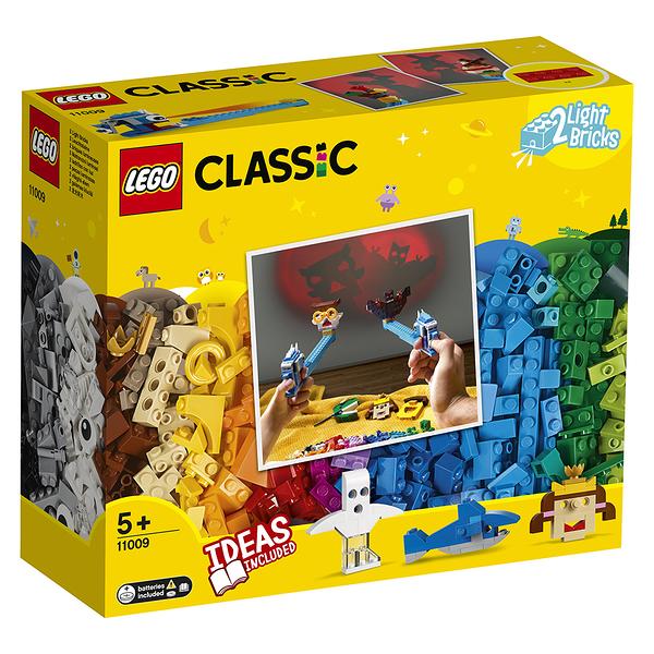 樂高積木 LEGO《 LT11009》Classic 經典基本顆粒系列 - Bricks and Lights / JOYBUS玩具百貨