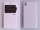 gamax HTC Desire 816/Desire 816 dual CDMA 亞太機/Desiee 816G dual sim 側翻式手機保護皮套 視窗商務系列