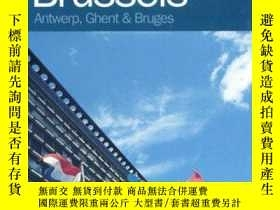 二手書博民逛書店Brussels罕見(time Out, 3rd Ed)Y364682 Penguin Books Pengu