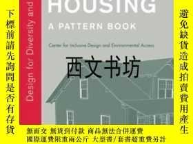 二手書博民逛書店【罕見】2010年平裝版 Inclusive Housing: