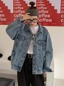 初秋外套女秋季新款大口袋氣質百搭寬松顯瘦牛仔外套韓版學生 盯目家
