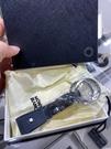 英國代購 MONTBLANC 萬寶龍 Extreme 風尚系列 藍色鑰匙圈 116373