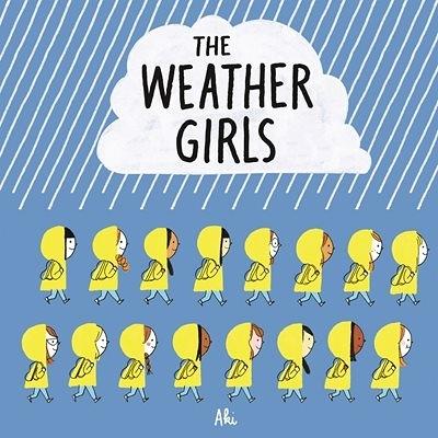 【麥克書店】THE WEATHER GIRLS  /英文繪本《主題:天氣.幽默》**繪出英語力推薦