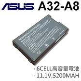 ASUS 6芯 日系電芯 A32-A8 電池 N80VN-GP023C N80NV-GP024C N80VN-GO032C N80VN-X1 N80VN-X2