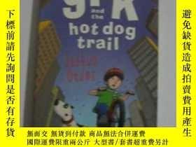 二手書博民逛書店Grk罕見and the Hot Dog TrailY19725