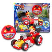 《 迪士尼 DISNEY 》米奇妙妙變身遙控車 Mickey Transforming RC ╭★ JOYBUS玩具百貨