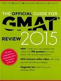 (二手書)Official Guide for GMAT Review 2015