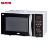 SAMPO聲寶 25L微電腦微波爐RE-N825TM【愛買】