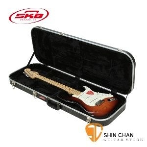 吉他case ►電吉他專用硬盒  SKB SKB-6 可鎖【SKB6/Electric Guitar Economy Rectangular Case】