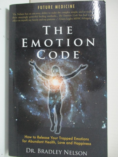 【書寶二手書T1/心理_B5Q】Emotion Code: How to Release Your Trapped Emotions for…