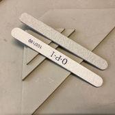 18公分 加厚款-金鋼砂研磨片灰白 (皮革磨邊)皮革 皮雕 DIY ---雙面:粗:100目/細:180目
