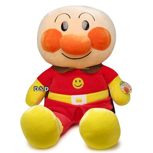 《 麵包超人 》ANPANMAN - 麵包超人超大玩偶 / JOYBUS玩具百貨