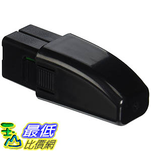 [106美國直購] Crucial Vacuum High Capacity Black Vacuum Battery Fits Ontel Swivel Sweeper G1 & G2 RU-RBG