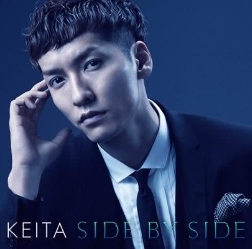 KEITA SIDE BY SIDE 初回盤CD附DVD (購潮8)