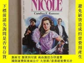 二手書博民逛書店英文書:罕見NICOLE CANDICE E · RANSOM