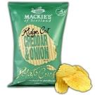 MACKIE'S 美吉滋 洋芋片 150g (起司洋蔥 波浪厚切片)