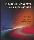 二手書博民逛書店《Electrical Concepts and Applica