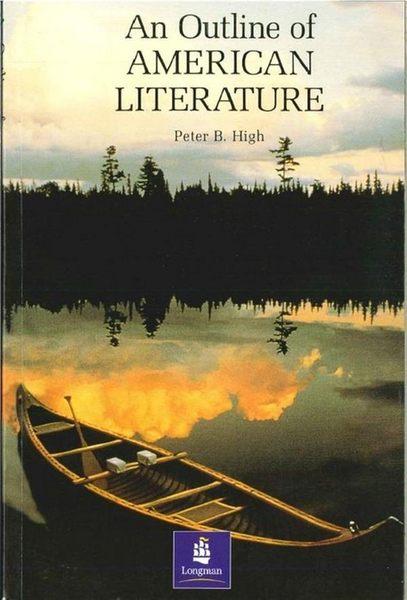 (二手書)Outline of American Literature