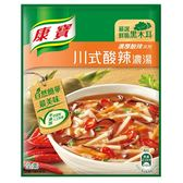 康寶濃湯自然原味川式酸辣50.2g*2入/袋【愛買】