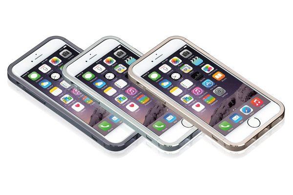 Just Mobile AluFrame iPhone 6 極簡風鋁框 鋁合金邊框