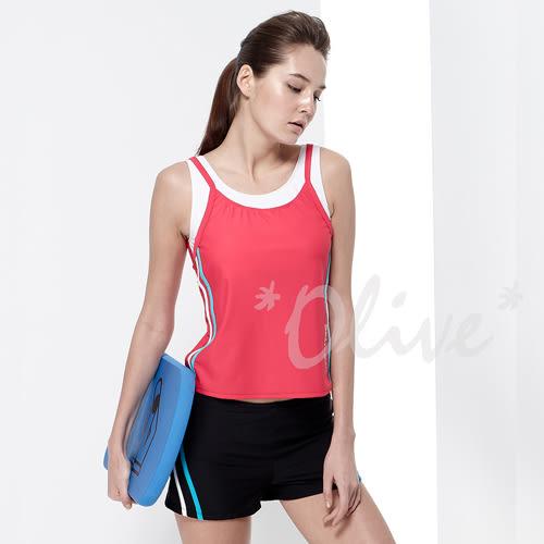 ☆小薇的店☆MIT聖手品牌亮眼潮流線條時尚二件式泳裝特價1280元 NO.A92647(S-XL)