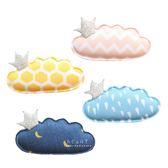皇冠雲朵印花髮夾 兒童髮飾 髮夾