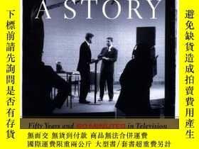 二手書博民逛書店Tell罕見Me A Story: Fifty Years And 60 Minutes In Televisio