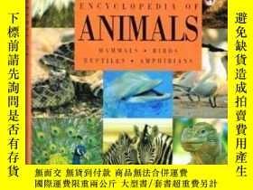 二手書博民逛書店Encyclopedia罕見of Animals: Mammal