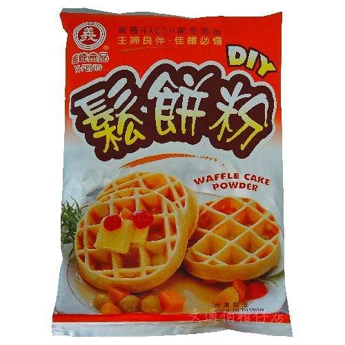義峰 鬆餅粉 500公克