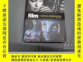 二手書博民逛書店Film:罕見A Critical Introduction 電