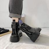 網紅增高瘦瘦馬丁靴女夏季款ins潮靴新款百搭復古英倫風短靴 【快速出貨】