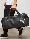 PUMA 旅行包/旅行袋/訓練包/訓練袋/手提包 07552801 黑色