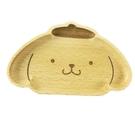 小禮堂 布丁狗 造型木質飾品盤 肥皂盤 ...