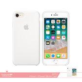 APPLE蘋果 原廠 iPhone 8/7 專用 矽膠護套-白色 /手機保護殼 /防護背蓋 /防震軟殼
