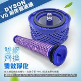 【GreenR3濾網組】適用 Dyson V6 DC62 DC61 DC59 SV09 前後置 濾網 耗材 配件