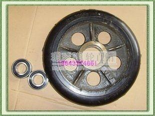 高彈天然橡膠輪片