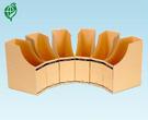 同春 環保檔案資料箱A4(精裝型) /個 GF168-100
