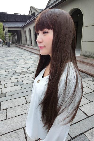 韓系全頂假髮 妹妹頭齊瀏海 Z7005 魔髮樂Mofalove