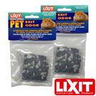 金德恩 LIXIT 天然礦石寵物除臭包(兩包)/ 老鼠除臭 活性碳除臭