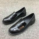 樂福鞋女鞋英倫風單鞋牛津鞋復古小皮鞋平底 預購商品