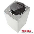 TOSHIBA 東芝 15公斤 星鑽不銹鋼SDD變頻洗衣機 AW-DC15WAG