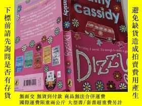 二手書博民逛書店Cathy罕見Cassidy Dizzy:凱茜卡西迪頭暈.Y212829
