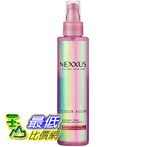 [104 美國直購] Nexxus Spray, Color Assure Glossing Tonic 6.1 oz 35603