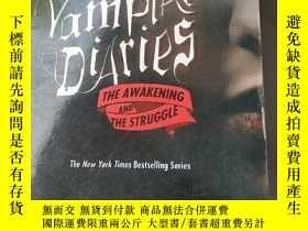 二手書博民逛書店The罕見Vampire Diaries: The Awaken