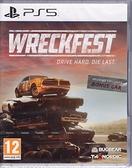 現貨中 PS5遊戲 撞車嘉年華 Wreckfest 英文版【玩樂小熊】