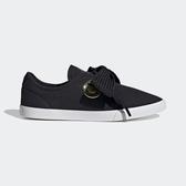 Adidas Sleek Lo W [FV0741] 女鞋 運動 休閒 經典 復古 街頭 造型 蝴蝶結 穿搭 愛迪達 黑